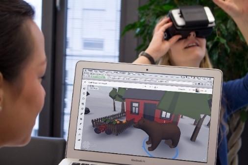 Diseño 3D y Realidad Virtual (a partir de 9 años)