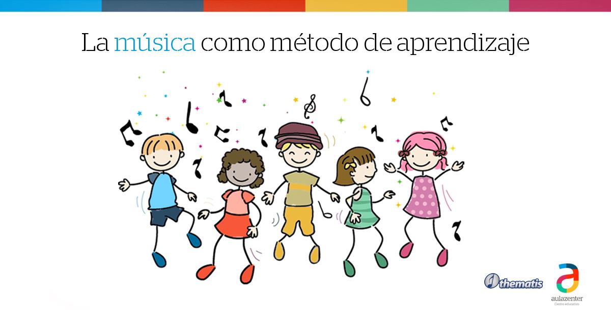 Thematis y la música como método de aprendizaje