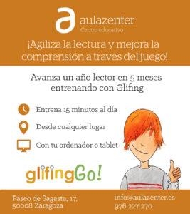 Agiliza la lectura con Glifing