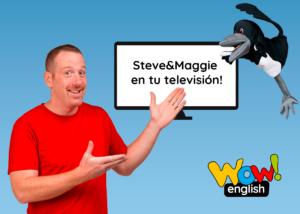 WOW! English en tu televisor
