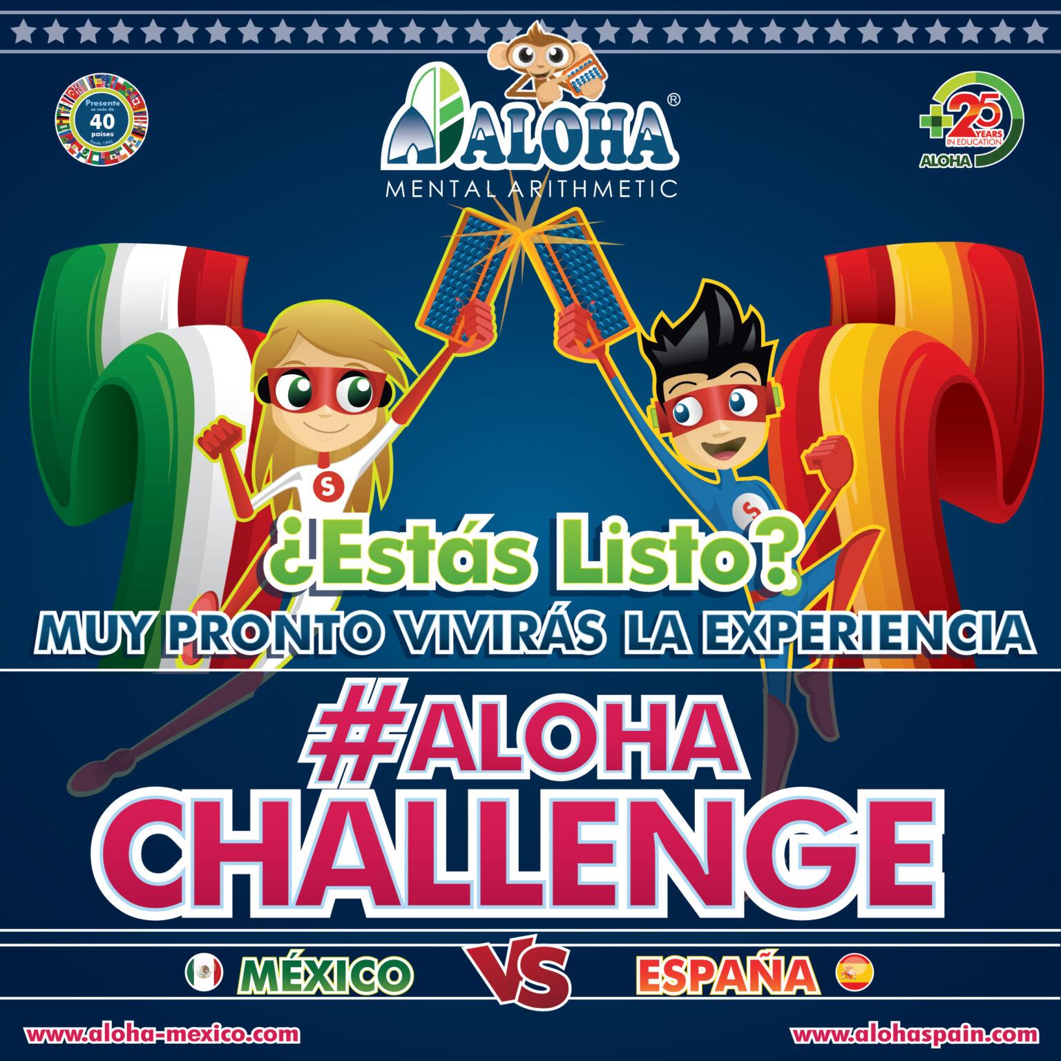 Aloha Challenge España México