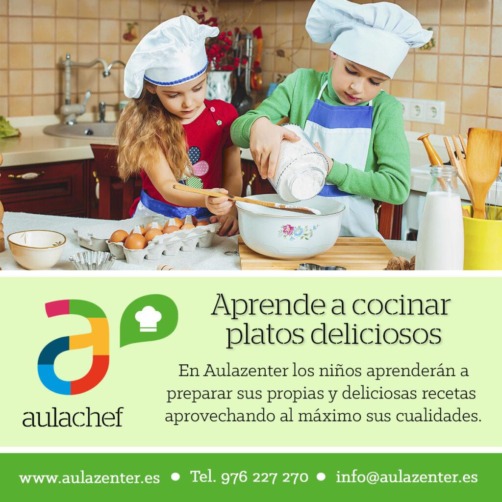 Aulachef cocina Aulazenter